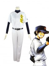 Ace of Diamond Eijun Sawamura Baseball Uniform Cosplay Costume