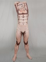 Attack on Titan Eren Yeager Titan Cosplay Costume