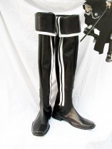 D Gray-Man Daisya Barry Cosplay Boots