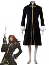 D.Gray-man Cosplay General Cross Marian First Cosplay Costume