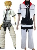 Kingdom Hearts Roxas Dress Cosplay Costume