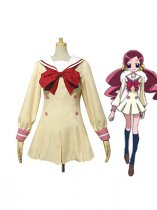 Pretty Cure Myoudou Academy The Junior High Girls' School Uniform Cosplay Costume
