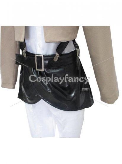 Attack on Titan Armin Arlart Trainees Squad Uniform Cosplay Costume - Click Image to Close
