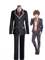 Chuunibyou Demo Koi ga Shitai Yuuta Togashi School Uniform Cosplay Costume