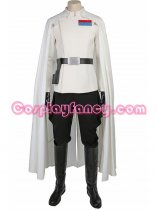 Deluxe Rogue One: A Star Wars Story Orson Krennic Cosplay Costume