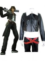 Final Fantasy VIII Squall Leonhart Cosplay Costume