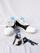 Neon Genesis Evangelion Cosplay Rei Ayanami White Cosplay Shoes