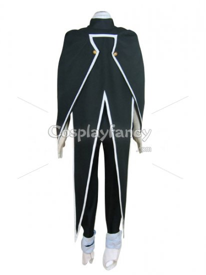 Tales of Symphonia Cosplay Kratos Aurion Cool Coplay Costume - Click Image to Close