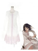 Attack on Titan Mikasa Ackerman White Cosplay Costume