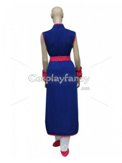 Dragon Ball Chi Chi Cosplay Costume - Click Image to Close