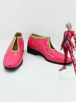 JOJO Cosplay Pink Cosplay Shoes