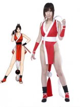 King of Fighter 97 Mai Shiranui Sexy Cosplay Costume