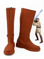 Star Wars Obi- Wan Kenobi Boy Movie Cosplay Boots