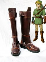 The Legend of Zelda link Cosplay Boots