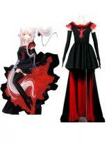 Chobits Cosplay Black and Red Freya Cosplay Costume 2