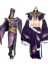 Dynasty Warriors IV Cosplay Sima Yi Shiba Cosplay Costume