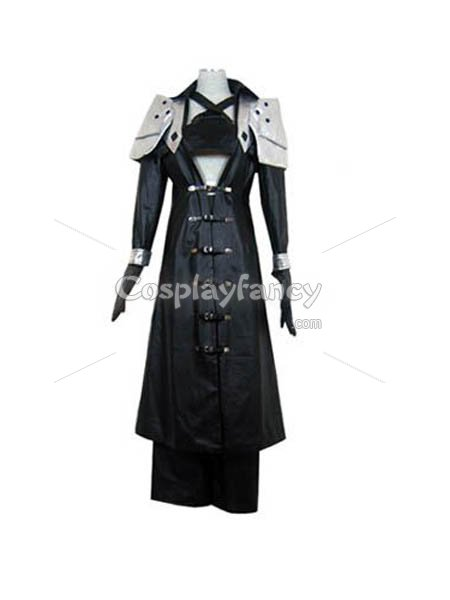Final Fantasy VII Sephiroth Deluxe Cosplay Costume