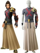 Kingdom Hearts Cosplay Tara Cosplay Costume