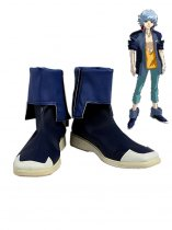 Mobile Suit Gundam Auel Neider Cosplay Folding Boots/Shoes