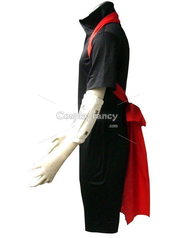 Naruto Cosplay Sasuke Uchiha 2nd Uniform Cosplay Costume