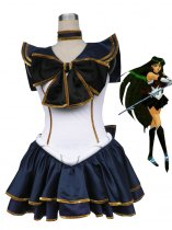 Sailor Moon Cosplay Sailor Pluto Uniform Cosplay Costume