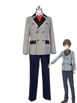 Shimoneta Cosplay Tanukichi Okuma School Uniform Cosplay Costume
