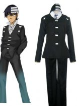 Soul Eater Cosplay Death the Kid Cosplay Costume