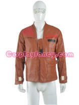 Star Wars Finn Movie Cosplay Costume Jacket
