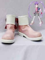Tales of Graces Sophie Pink Cosplay Boots