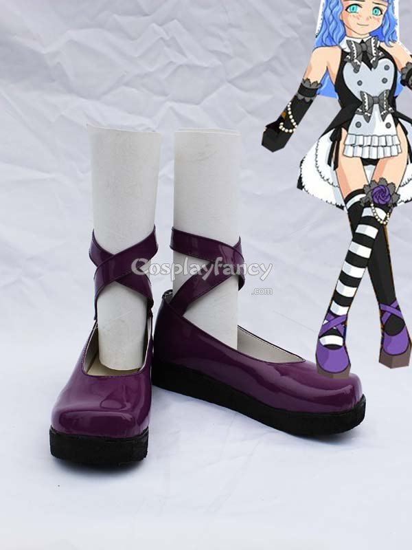 Umineko no Naku Koro ni Zeparu Cosplay Shoes