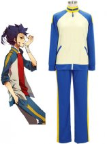 Inazuma Eleven Go Anime Winter Footbal Cosplay Costume