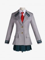 My Hero Academia U.A. High School Girl School uniform Cosplay Costume