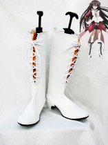 Pandora Hearts Cosplay Alice White Cosplay Boots