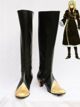 Pandora Hearts Cosplay Shoes Vincent Nightray Cosplay Boots