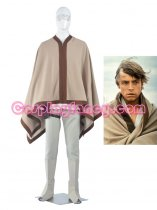 Star Wars Luke Skywalker Movie Cosplay Costume