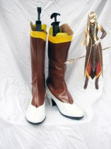 Tales of the Abyss Tear Grants/Mystearica Aura Fende Cosplay Boots
