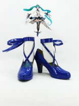 Vocaloid 7th Dragon 2020 Hatsune Miku Cosplay Shoes