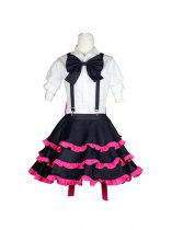 Vocaloid Rin Kagamine Cute Cosplay Costume/Dress