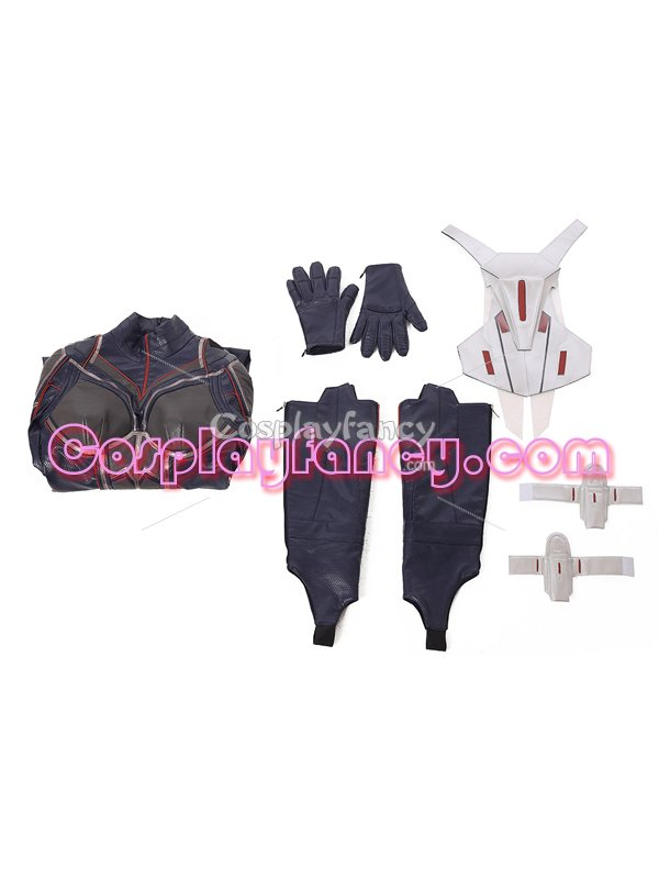 Wasp Suit Ant-Man and the Wasp Deluxe Film Version Cosplay Costume