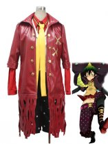Ao No Exorcist The King of Earth Amaimon Cosplay Costume