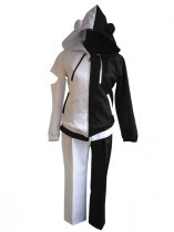 Black & White Dangan Ronpa Monokuma Cosplay Costume