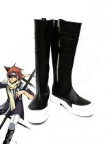 D.Gray-man Lavi Bookman Jr Cosplay Show Boots