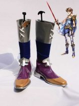 Final Fantasy V Cosplay Butz Show Boots