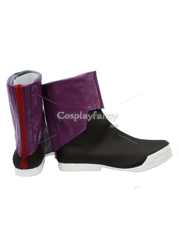 Mobile Suit Gundam Seed Cosplay Fllay Allster Cosplay Boots