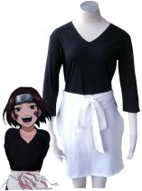 Naruto Cosplay Uniform Cloth Rin's Suit Cosplay Costume