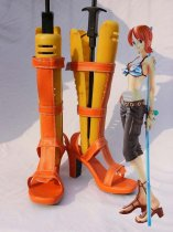 One Piece Nami Cosplay Show Sandals