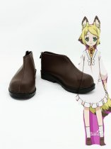 Problem Children are Coming from Another World Riri Cosplay Boots