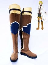Tales of Symphonia Cosplay Astor Cosplay Show Boots