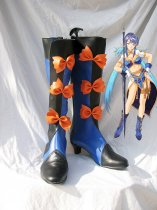 Tales of Vesperia Judith Female Hight Heel Cosplay Boots