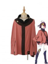 Kabaneri of the Iron Fortress Mumei Cosplay Fighting Cloak